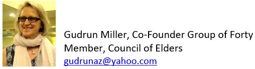 Gudrun R. Miller signature photo