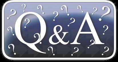Q & A logo
