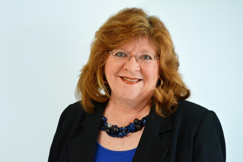 Chamber President Debra Stonehill