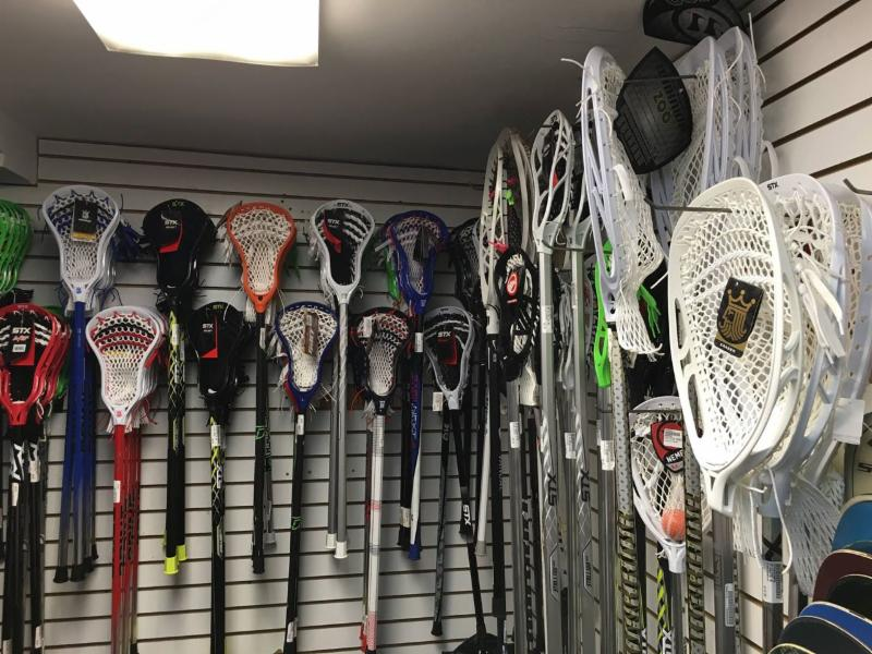 Come get you'r Lacrosse sticks here at Play It Again Sports!!!