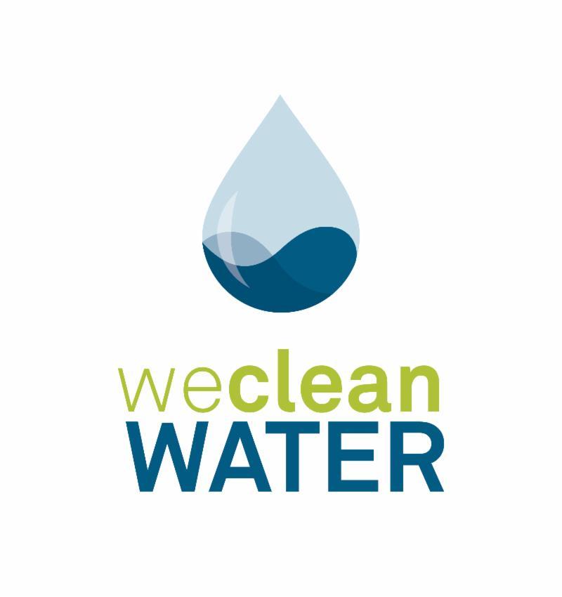 We Clean Water
