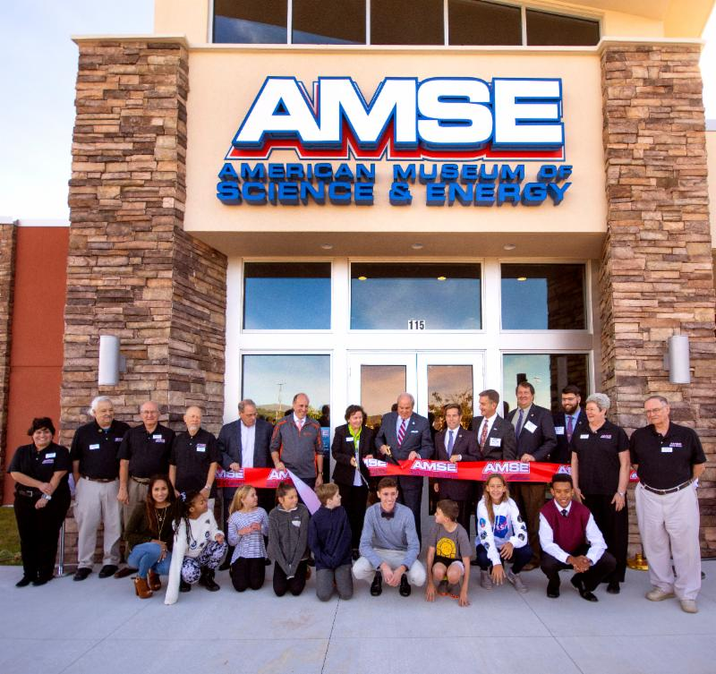 Opening of new AMSE