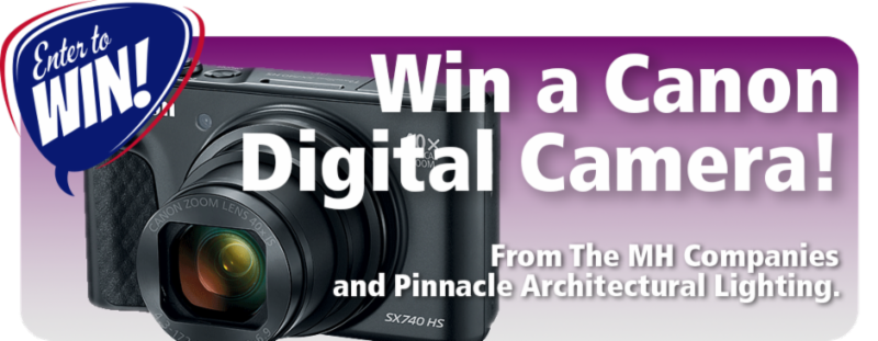 Win a Canon Digital Camera