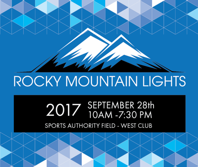 Rocky Mountain Lights