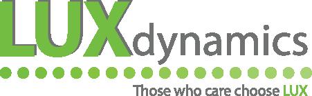 LUX dynamics Logo