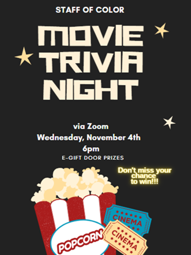 Promo image for Movie Trivia Night