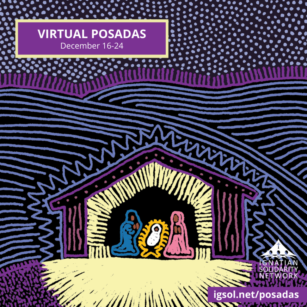 Promo Image for Virtual Posadas program December 16-24