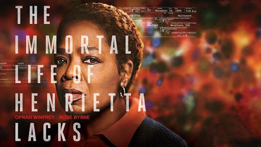 promo image for the film The Immortal Life of Henrietta Lacks