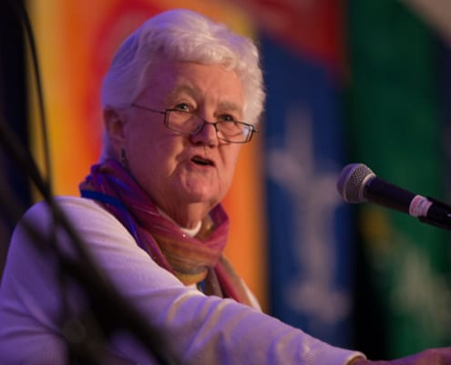 photo of Sister Peggy O'Neill