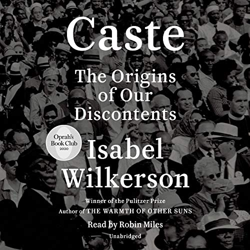 Image - book cover of Caste - The Origins of Our Discontents by Isabel Wilkerson