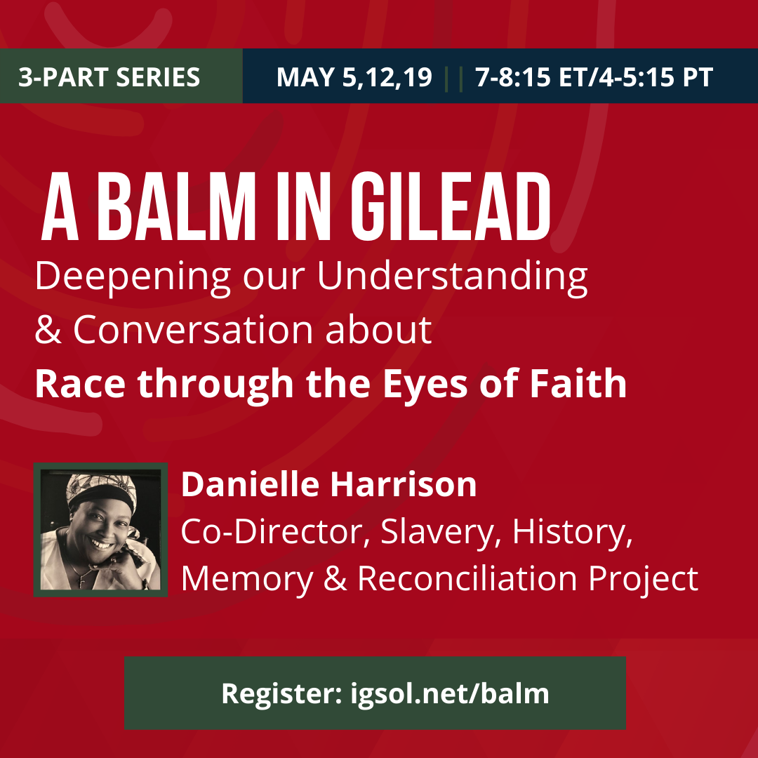 Promo image for Balm in Gilead series
