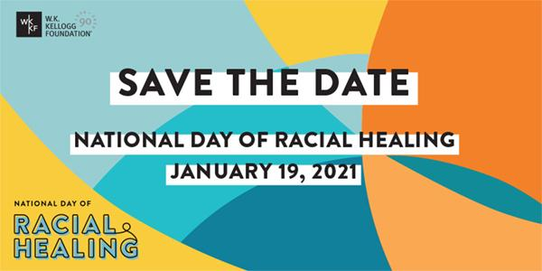promo image for National Day of Racial Healing - January 19 2021