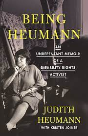 cover of book Being Heumann