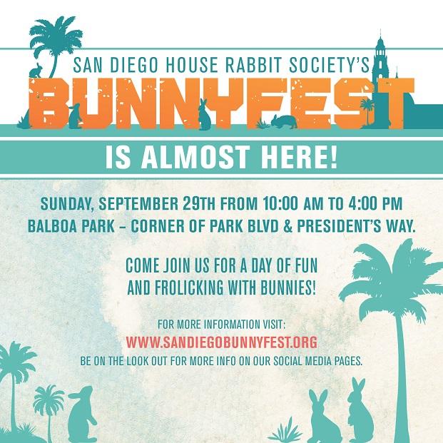 Bunnyfest is just right around the corner