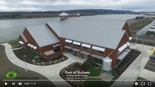 click to see Steelscape products used on this Port Of Kalama project