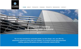 Citadel-website