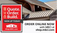 www.mbci.com for metal roofing and walls
