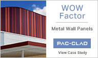www.pac-clad.com for metal wall panels