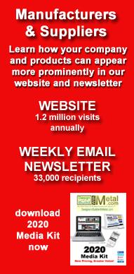 newsletter and website media kit info