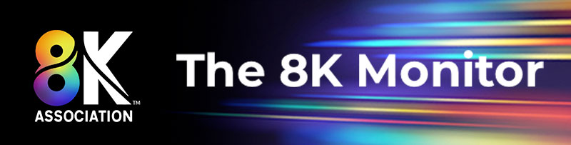 The 8K Monitor