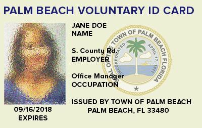 Voluntary ID Card