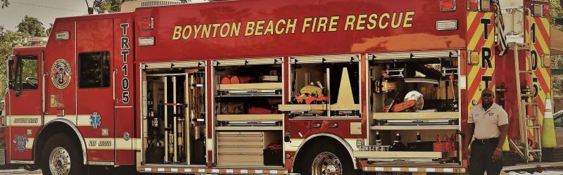 Boynton Fire Dept