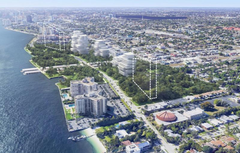 currie park proposal