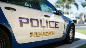 palm beach police car