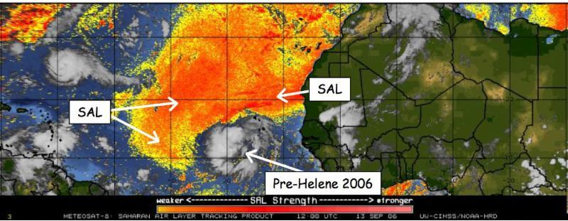 Saharan Air Layer