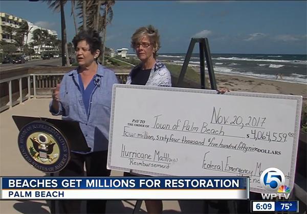 FEMA Relief check