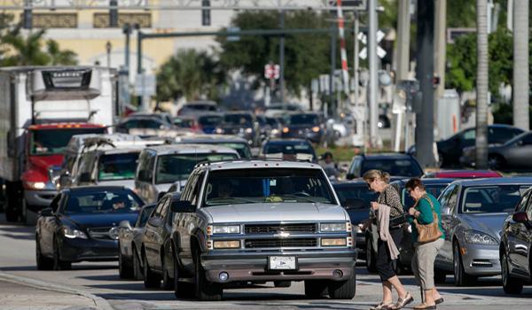 Okeechobee traffic
