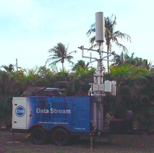 temporary cell tower