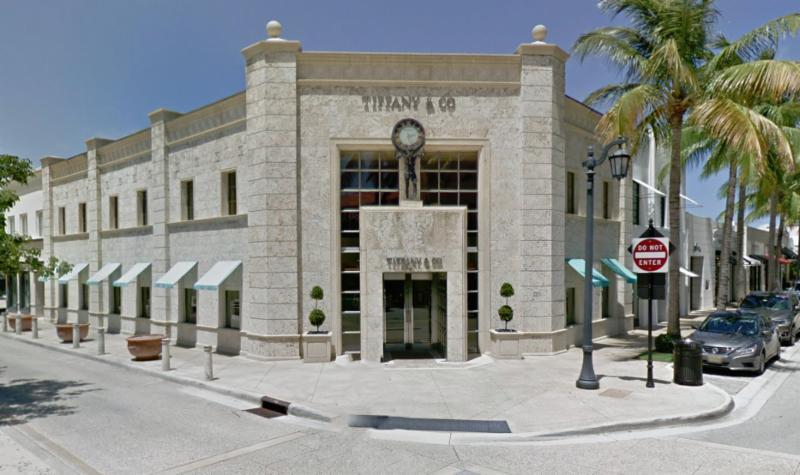 Tiffany building