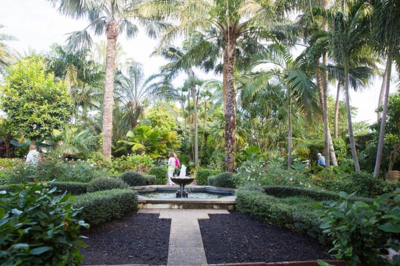 Four Arts Garden