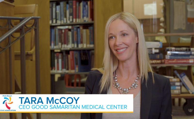 Tara McCoy Good Samaritan