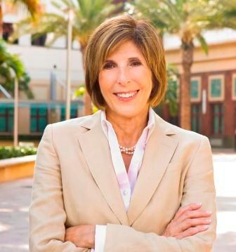 West Palm Beach Mayor Jeri Muoio