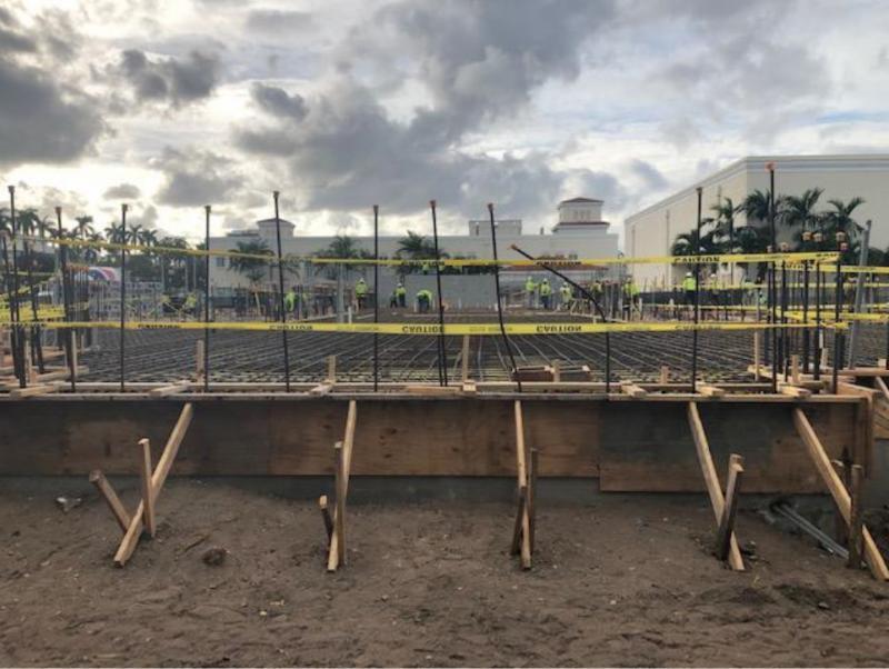 Rec Center Construction