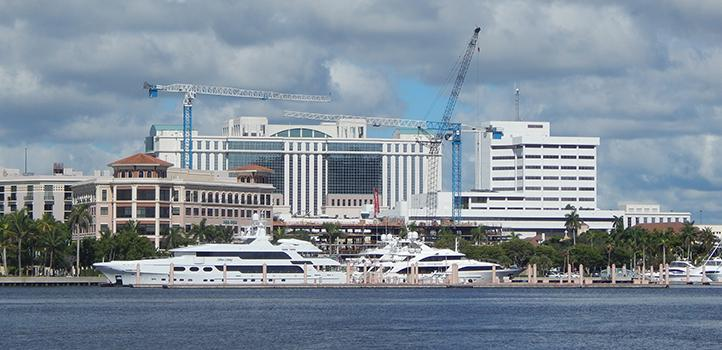 Downtown WPB Construction