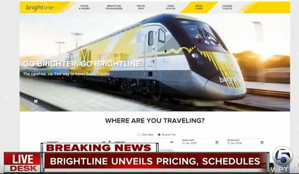 Brightline Launch