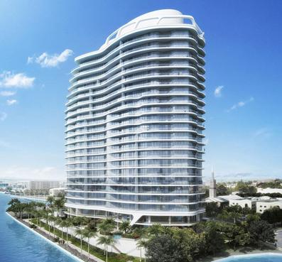 Bristol Palm Beach Condo Tower