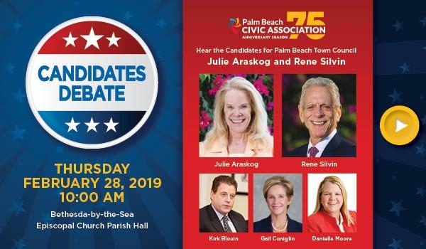 candidates debate 2-2019