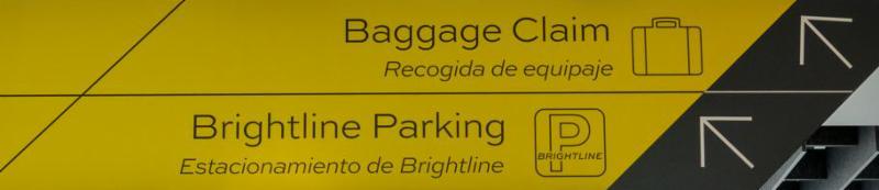 Brightline parking