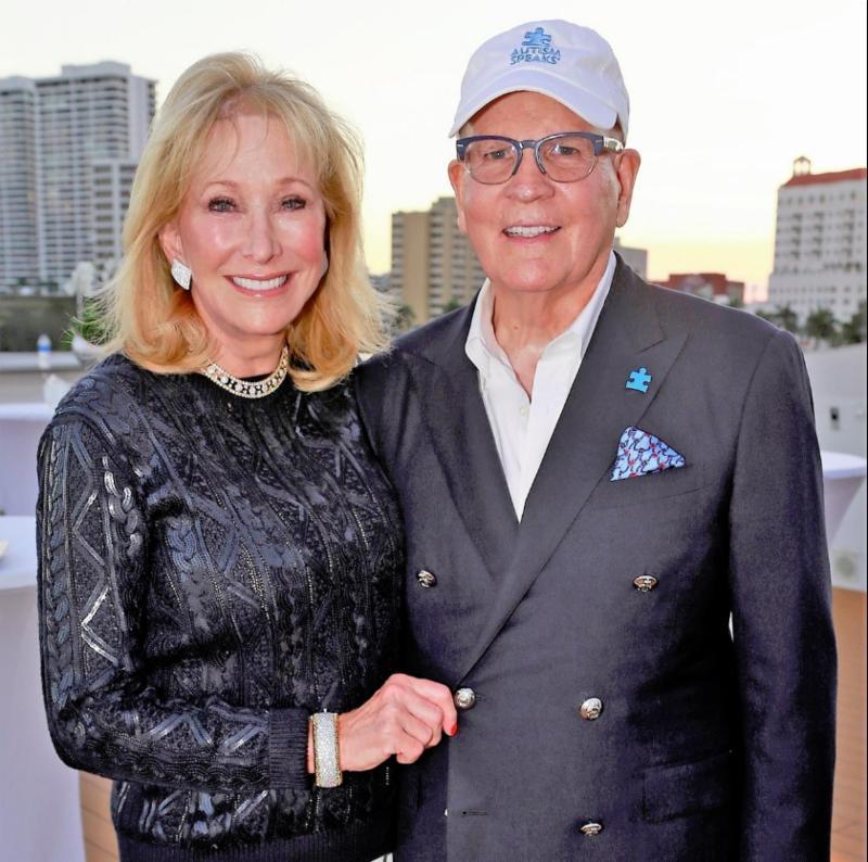 Susan and Bob Wright