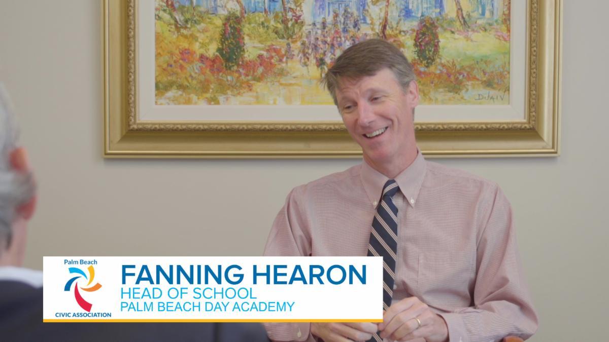 Palm Beach Day Academy Fanning Hearon