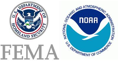 FEMA NOAA Logo