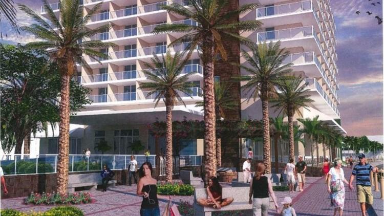 Palm Harbor Hotel