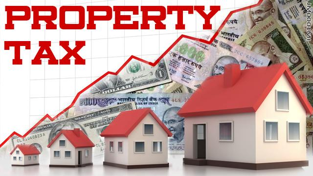 Property Tax Increasing