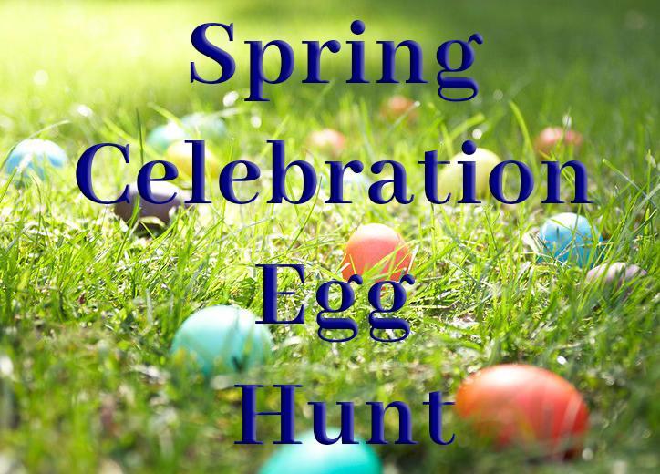 Spring Celebration Egg Hunt