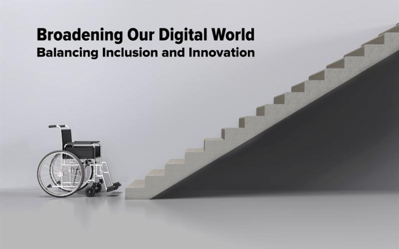 Broadening our Digital World