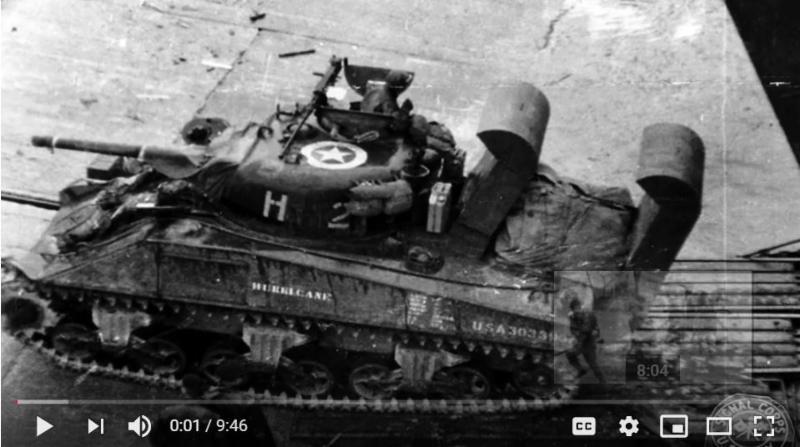 Origins D-Day video
